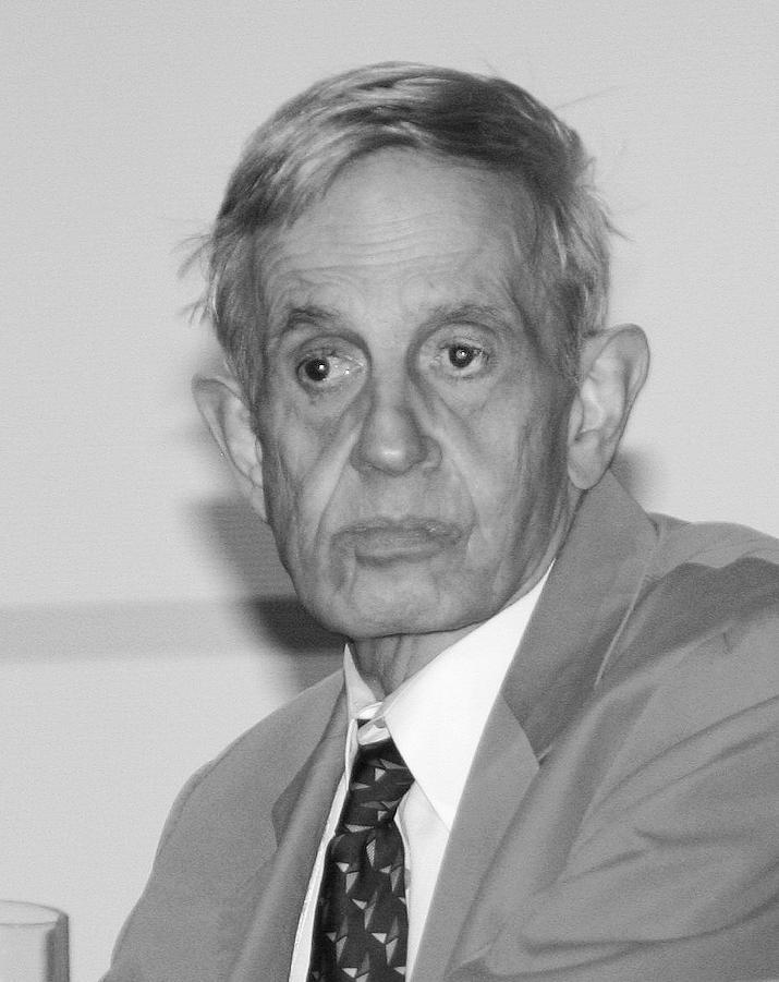 J. F. Nash (image wikimedia)